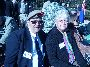 Dave and Helen Ellis. Dave proudly wearing his SASR Beret and Tie.